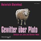 Gewitter über Pluto: Gekürzte Lesung (6 CDs)