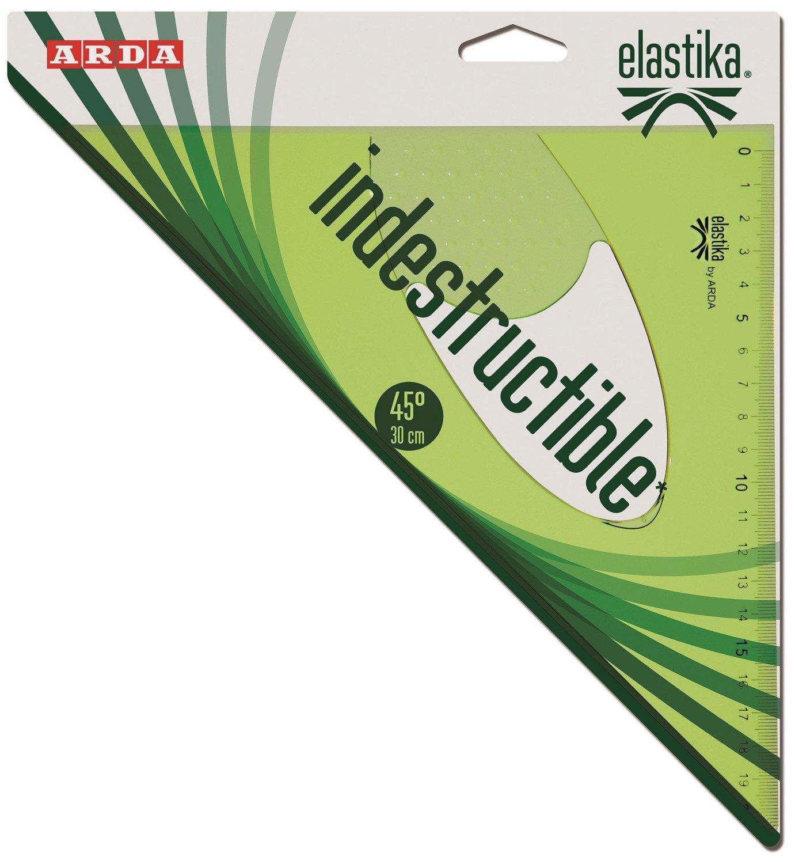 ARDA EL4530 /Équerre de  45//°//30/cm Plastique Vert