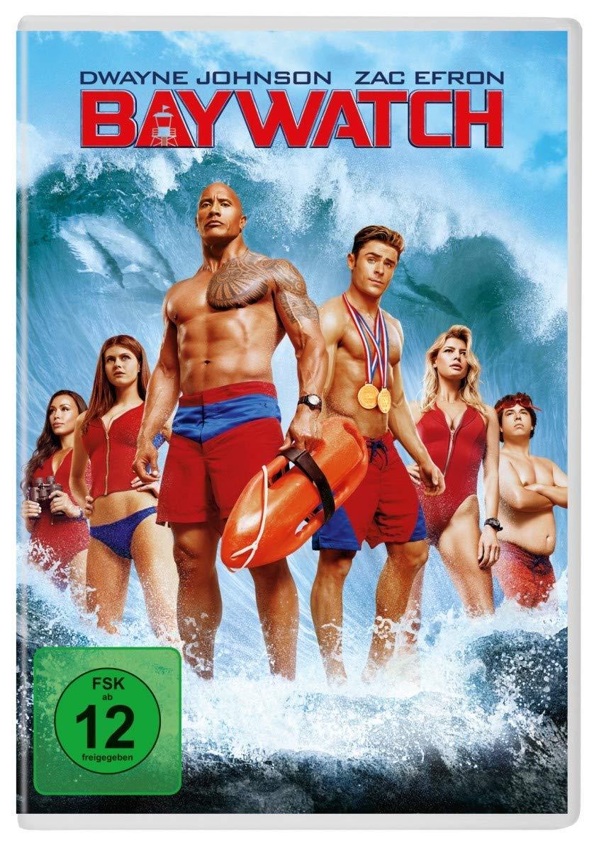 Amazon Com Baywatch 2017 Efron Zac Dvd Movies Tv