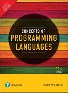 Access Code Card 12th Edition Pearson eText for Concepts of Programming Languages