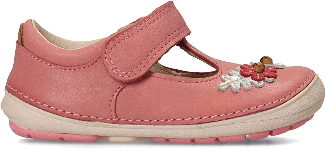 Clarks Girls First Walking Shoes Softly