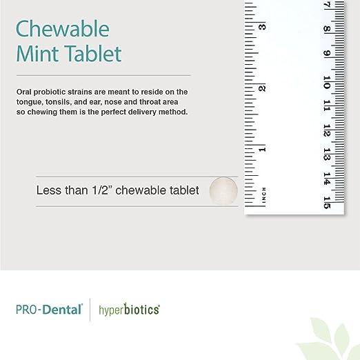 Amazon.com: Probióticos PRO-Dental para salud oral y ...
