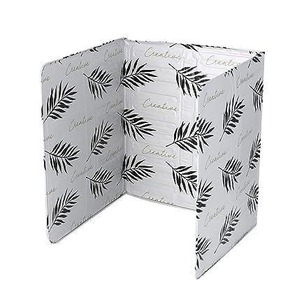 Amazon.com: Aceite Placa de papel de aluminio Estufa de gas ...