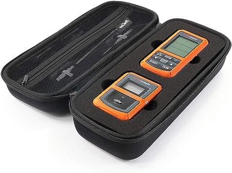 ProCase Estuche Duro EVA para ThermoPro TP20 / TP-08S / TP07 Termómetro Inalámbrico para Carne, Caja de Viaje Protectora con Bolsillo Malla para Termómetro de Cocina -Negro: Amazon.es: Electrónica