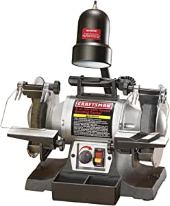 """CRAFTSMAN 921154 6"""" Variable Speed Grinding Center"""