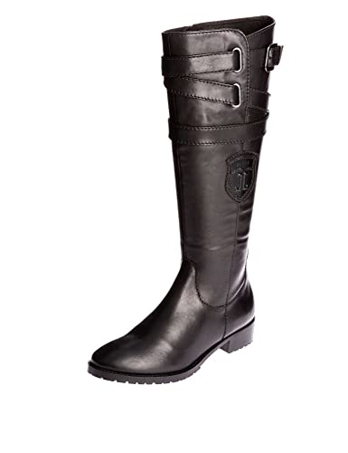 low priced 35a28 78820 JETTE JOOP Damen Stiefel Echtleder: Amazon.de: Schuhe ...