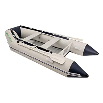 Ancheer 9 8-Feet Inflatable Yacht Pneumatic Boat: Amazon ca: Sports