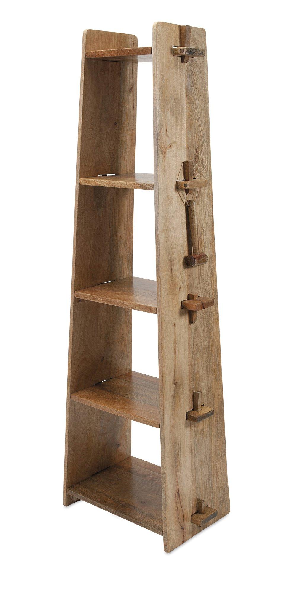 IMAX 89215 Bakkar Wood Shelf by Imax (Image #1)