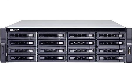 QNAP TS-1677XU-RP-2700-16G - Servidor NAS (16 bahías)