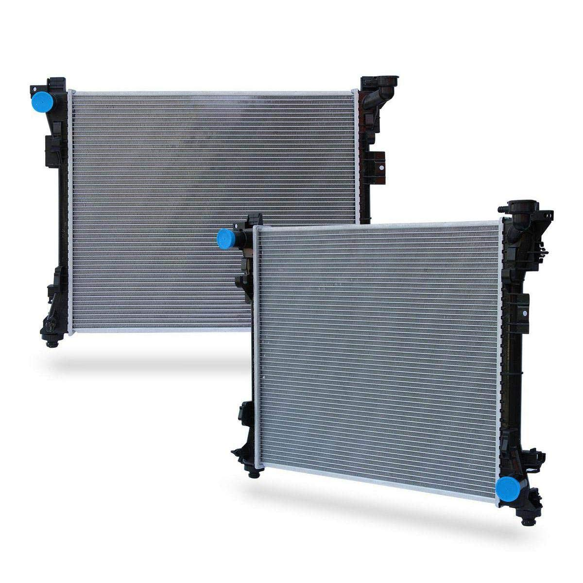 STAYCO 32mm Core Radiator Replacement for Chrysler Dodge Town Country Voyager Caravan 3.3 3.8