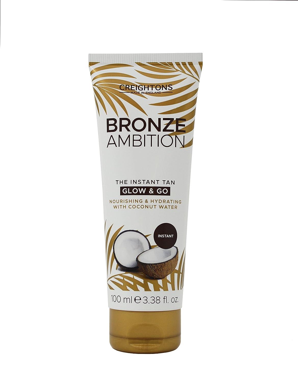 Bronze Ambition Glow'N'Go Instant Tan Matte 100ml by Bronze Ambition 274204