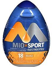 MiO Sport Orange Electrolyte Liquid Water Enhancer, 48mL