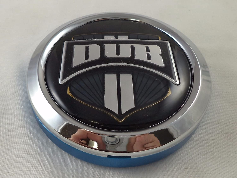 DUB Wheels 1002-01 Chrome Wheel Center Cap