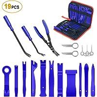 GOOACC - Juego de herramientas para quitar el panel del coche, 19Pcs Trim Removal Tool Set