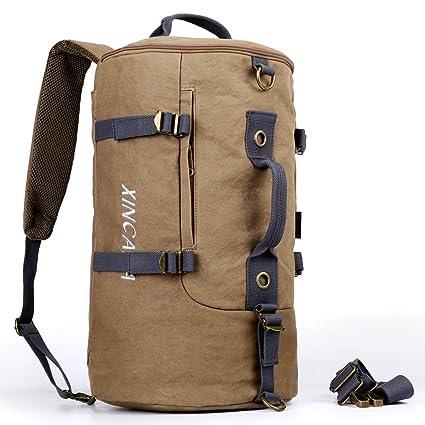 Amazon.com: 3 en 1 carvas Trekking Mochilas y bolsas para ...