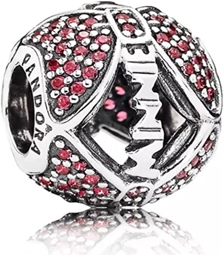 925 Sterling Silver European Charm Bead DANGLE CUTIE MINNIE Disny Parks Excl