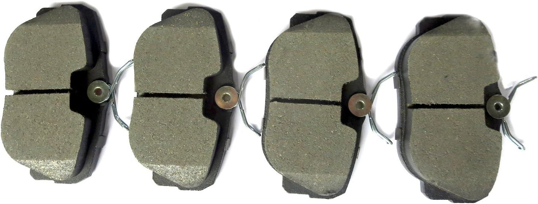 Dash4 MD493 Semi-Metallic Brake Pad