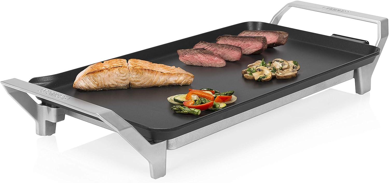 Princess Table Chef Premium 103100 Plancha para cocinar sin aceite
