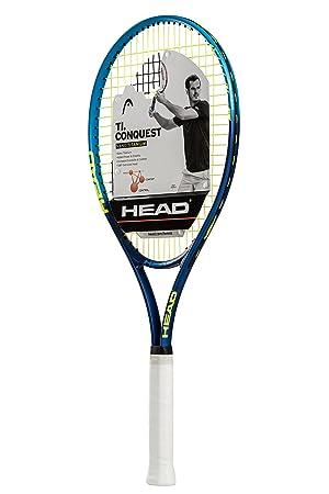 HEAD Ti.Conquest Tennis Racquet Strung