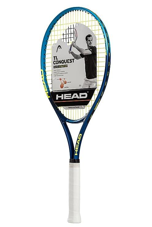 Amazon.com   HEAD Ti.Conquest Tennis Racquet 0aef68448161a