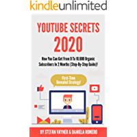 Youtube Secrets 2020: How Can You Get From 0 to 10.000 Organic Subscribers in 2 Months (Step-By-Step Guide)!