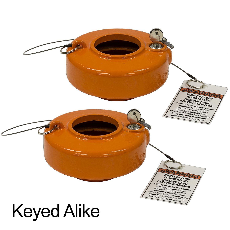 KPL300KA-2 Buyers Products Heavy Duty King Pin Locks
