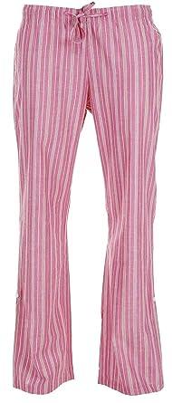 Gewebte Für Pyjamahose Homewear Schlafanzug Citylife Hose Damen DHE9IW2