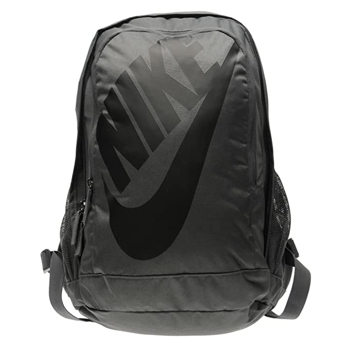 Nike Hayward Futura Backpack Grey Sports Bag Holdall Rucksack   Amazon.co.uk  Luggage 3f359f40c82f2