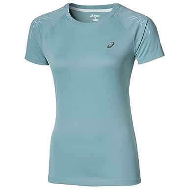 asics running t shirt