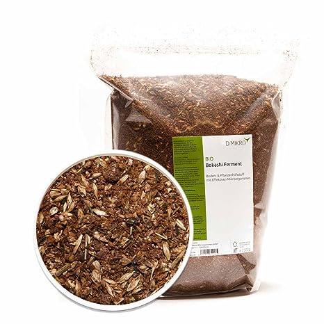 bokashi fermentos 3 kg 19.95 (6.65 & # x20ac;/kg): Amazon.es: Jardín