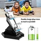 PHOINIKAS PS4/PS3 Controller Charger Charging