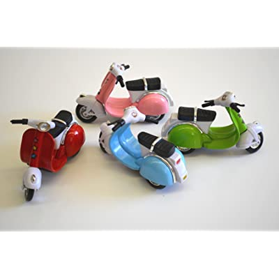 Hayes Specialties Corp. Die Cast Scooter: Toys & Games