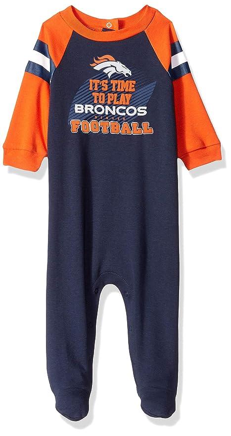 Amazon.com   NFL Denver Broncos Unisex-Baby Sleep  N Play 2f6569f38
