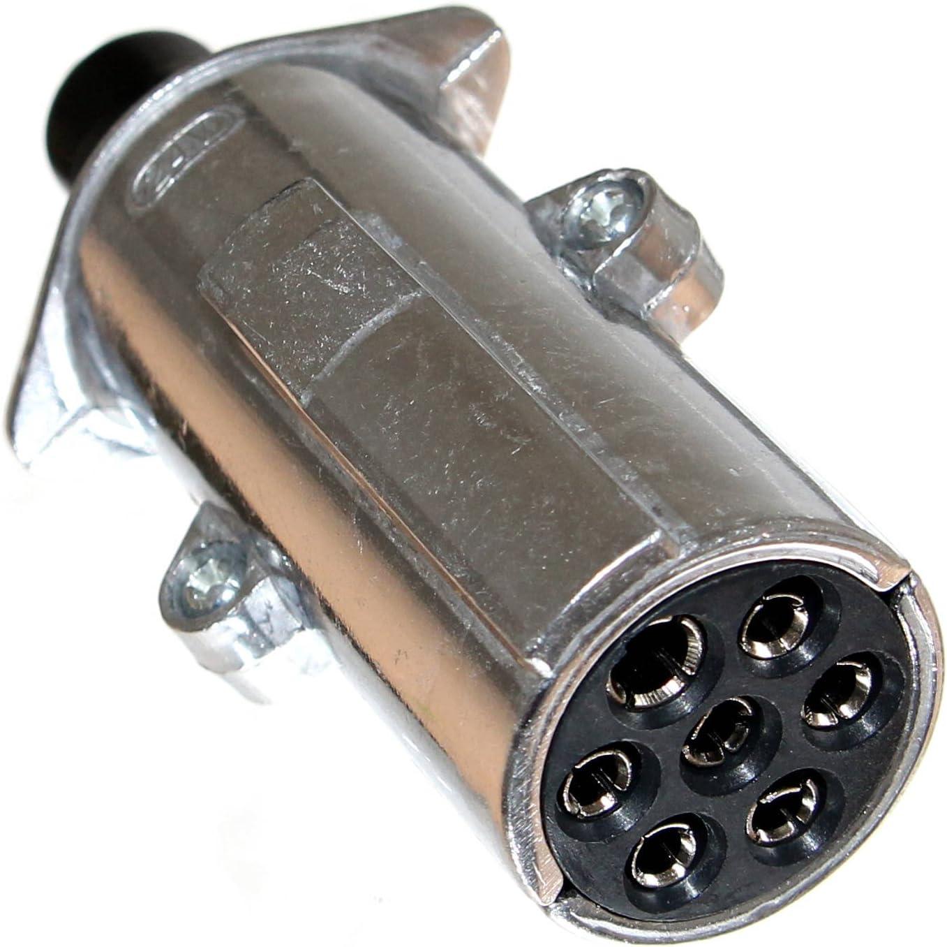 Elektrowendel 15 polig 24 V; Spiralkabel Elektrokabel LKW NFZ Anhänger