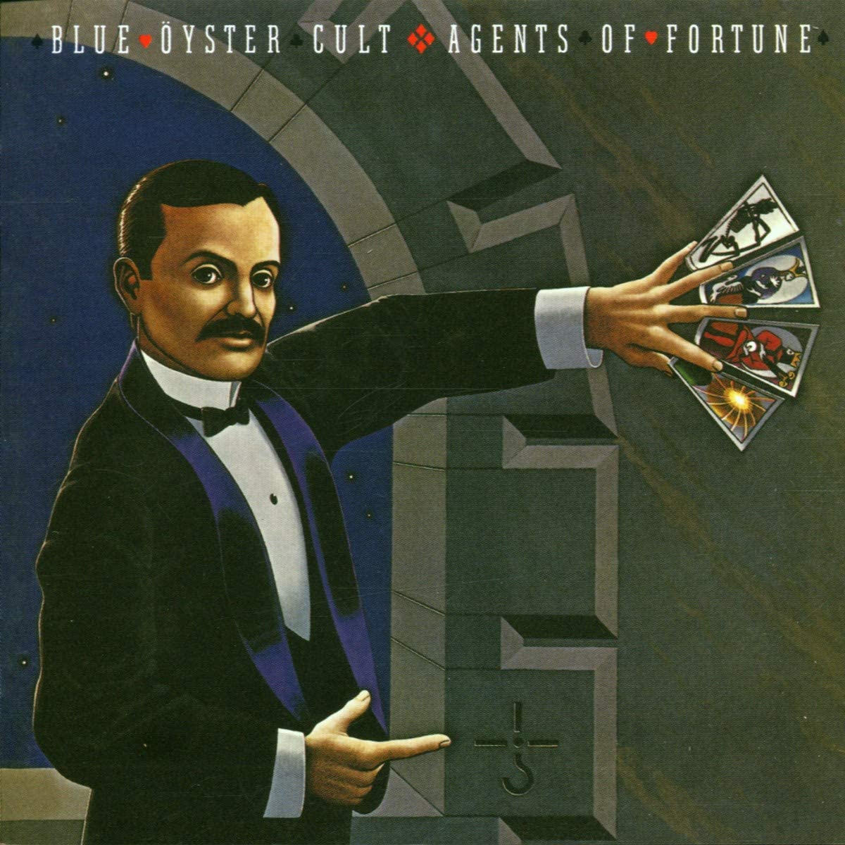 Amazon | Agents Of Fortune | Blue Oyster Cult | ハードロック | 音楽