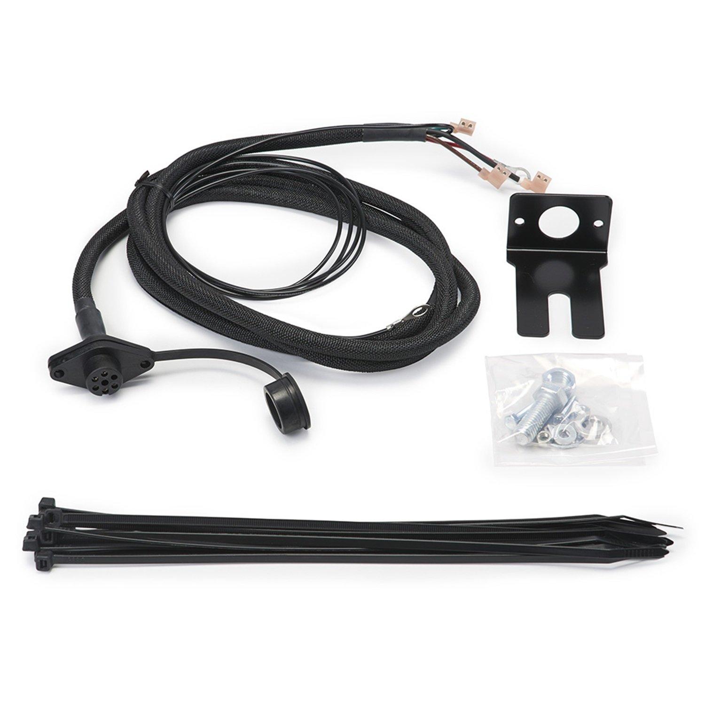 WARN 90394 ZEON Remote Socket Kit with L Bracket