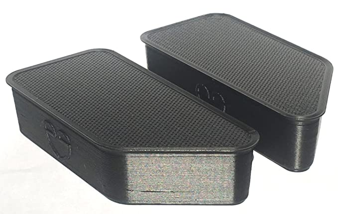 Stake Pocket Cover Set for 2015-2019 GM Colorado or Canyon