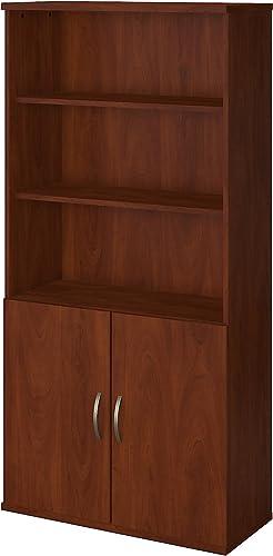 Bush Business Furniture Series C Elite 36W 5 Shelf Bookcase