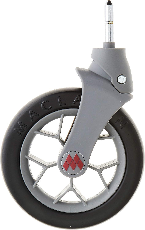 unisex Maclaren Maclaren techno xt ruedas delanteras y traseras negro//plateado