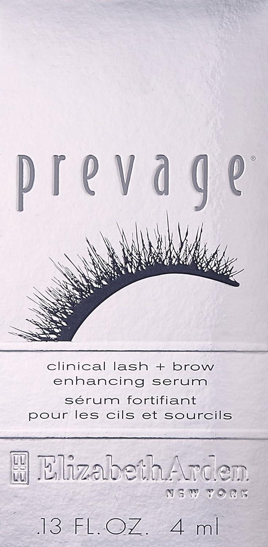 8670fc481d3 Amazon.com: Elizabeth Arden Prevage Clinical Lash Plus Brow Enhancing Serum,  0.13 fl. oz.: Elizabeth Arden: Luxury Beauty