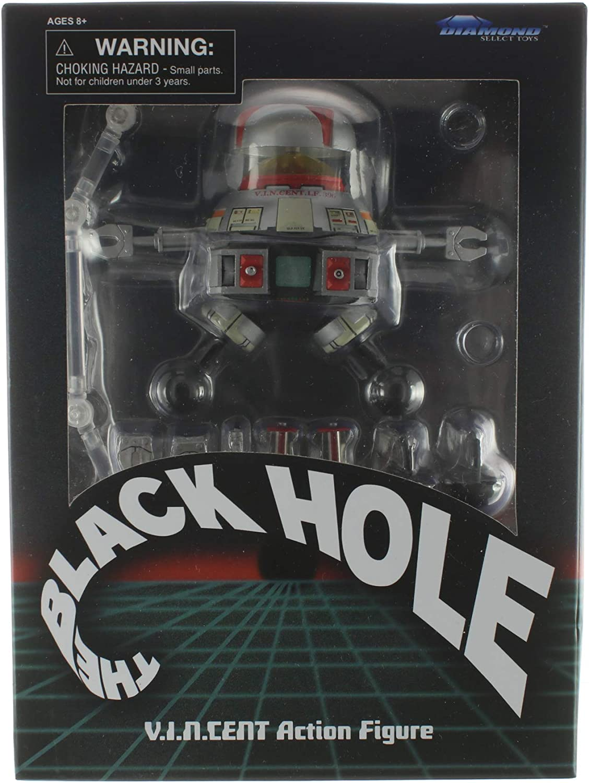 Amazon Com The Black Hole V I N Cent Action Figure Diamond Select Toys Games