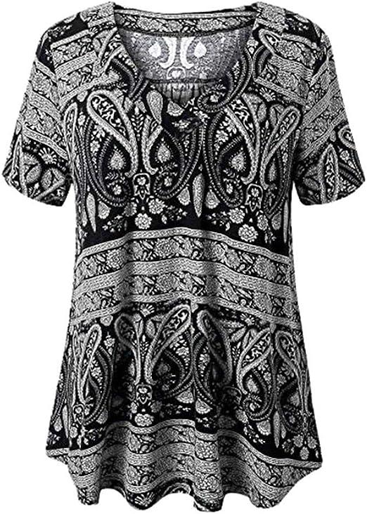 Womens Zip V Neck Sleeveless Chiffon Vest Summer Blouse Shirt Top Plus Size 8-22