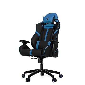 Vertagear Racing Series Sl5000 Gaming Chair Schwarz Blau Amazon