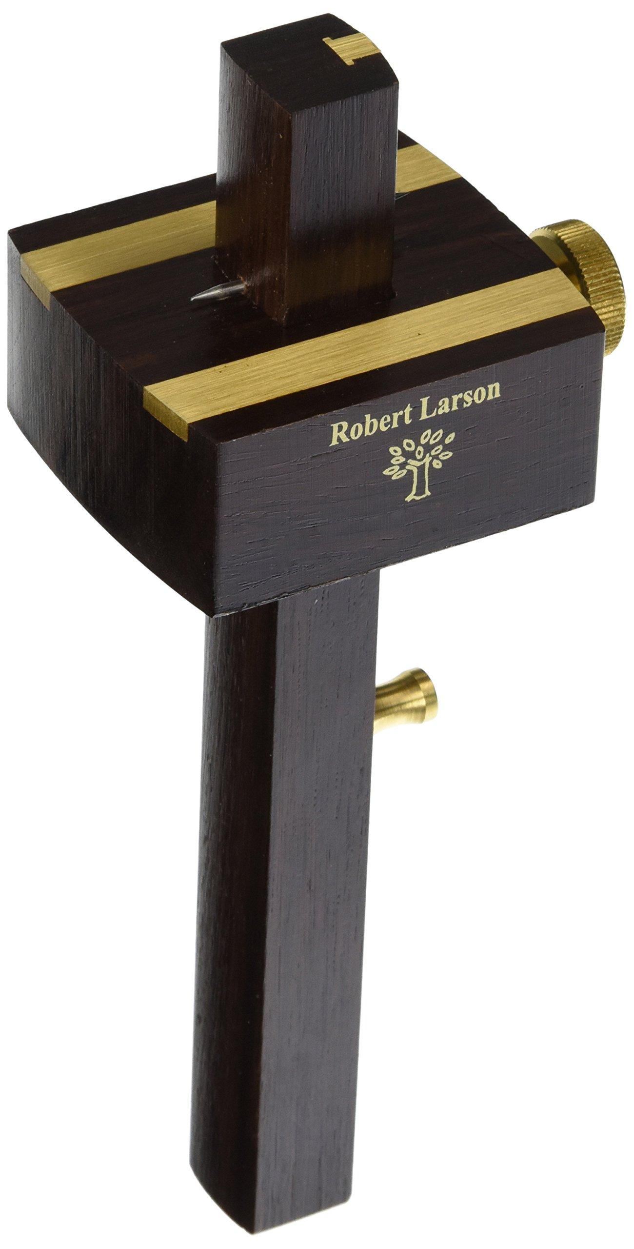 Robert Larson 605-1150 Rosewood Sliding Mortise Gauge