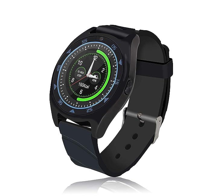 Smartwatch Reloj Inteligente con SIM Prixton SW222: Amazon.es ...