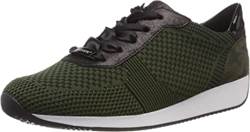 | ARA Women's Lissabon 1224027 Low Top Sneakers