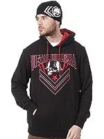 Metal Mulisha Mens Nerve Hoody Pullover Sweatshirt