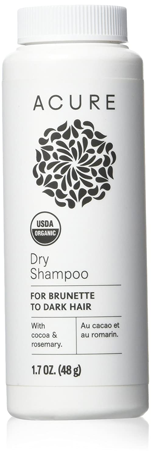 ACURE Dry Shampoo, Brunette to Dark Hair Better Planet Brands EB1116