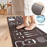 Kitchen Rug Mat, Standing Anti Fatigue Comfort