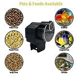Bnzaq Automatic Fish Tank Feeder - Aquarium Auto